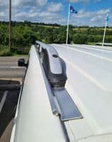 VW T5/T6 Pre-Drilled C-Channel Awning Rail for Roof Bars